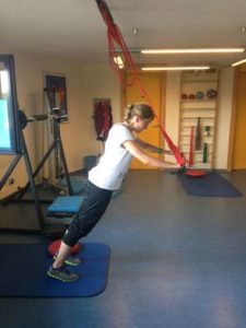 Red Cord Training System